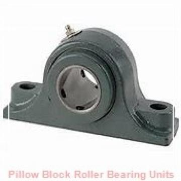 1.2500 in x 6 to 6.38 in x 2-3/4 in  Dodge P2BDI104R Pillow Block Roller Bearing Units