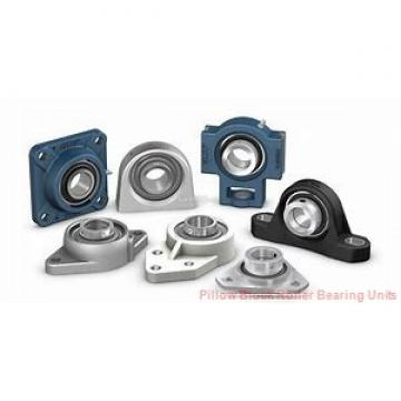 1.6250 in x 6.88 to 7.63 in x 3.38 in  Dodge P2BDI110R Pillow Block Roller Bearing Units