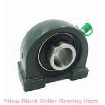 Dodge P2BDI300E WD Pillow Block Roller Bearing Units