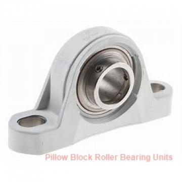 2.7500 in x 7.81 to 8.44 in x 2.45 in  Dodge P2BUN2212 Pillow Block Roller Bearing Units