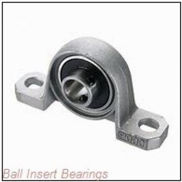 PEER FH201-8G Ball Insert Bearings