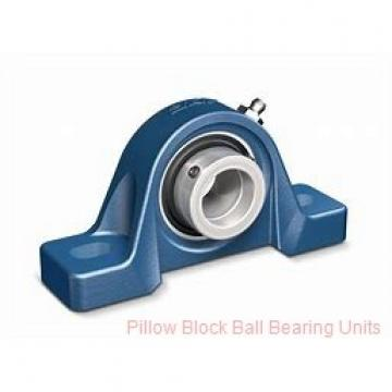Hub City PB250URX1-3/8 Pillow Block Ball Bearing Units