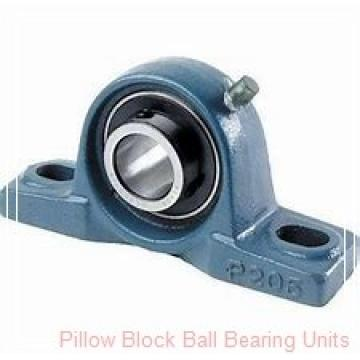 AMI MUCPPL207-22W Pillow Block Ball Bearing Units