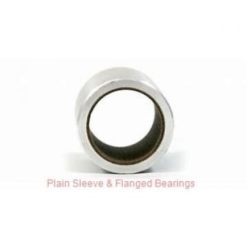 Bunting Bearings, LLC AA304-33 Plain Sleeve & Flanged Bearings