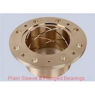 Bunting Bearings, LLC CB162118 Plain Sleeve & Flanged Bearings