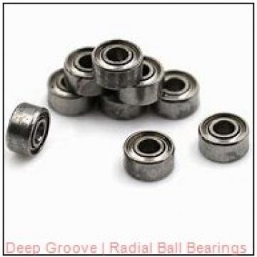 0.2500 in x 0.8750 in x 0.2500 in  Nice Ball Bearings (RBC Bearings) 4004VBF53 Radial & Deep Groove Ball Bearings