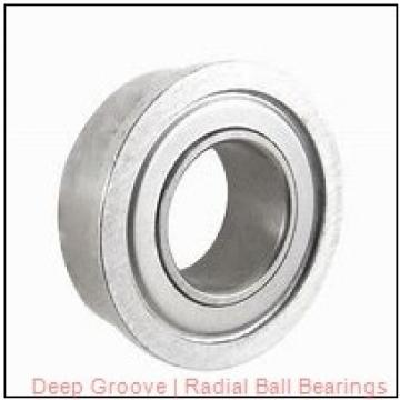General 6309 C3 Radial & Deep Groove Ball Bearings