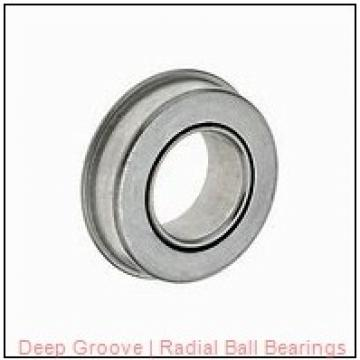 General 21603-01 Radial & Deep Groove Ball Bearings