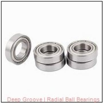 General 21103-77 Radial & Deep Groove Ball Bearings