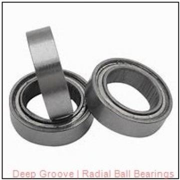 General 6311 ZZ Radial & Deep Groove Ball Bearings