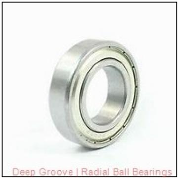 PEER 6309-ZZD-C3 Radial & Deep Groove Ball Bearings