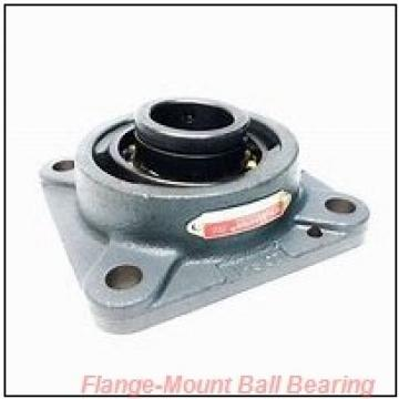 Link-Belt F3U231NC Flange-Mount Ball Bearing Units