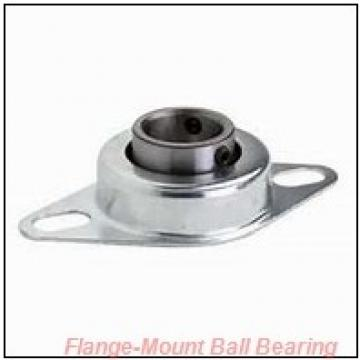 AMI UCFCSX07-22 Flange-Mount Ball Bearing Units