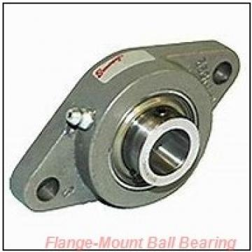 AMI MUCFPL207W Flange-Mount Ball Bearing Units