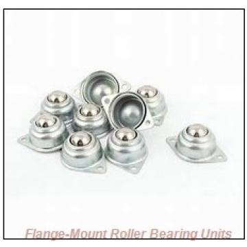 Sealmaster USFB5000AE-207 Flange-Mount Roller Bearing Units