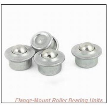 3-1/2 in x 6.7200 in x 8.3400 in  Dodge F4BUN2308 Flange-Mount Roller Bearing Units