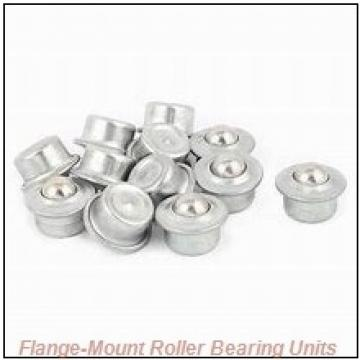 2-3/4 in x 5.5600 in x 7.1900 in  Dodge F4BUN2212E Flange-Mount Roller Bearing Units