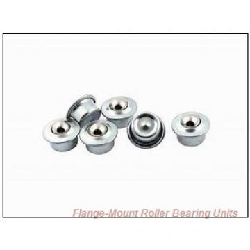4-1/2 in x 10.6100 in x 6.7500 in  Dodge F4BDI408RE Flange-Mount Roller Bearing Units
