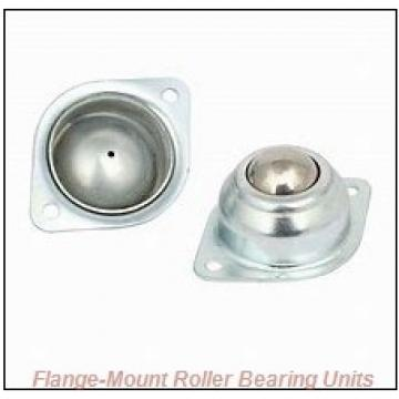 Sealmaster USFCE5000E-207-C Flange-Mount Roller Bearing Units